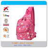 Fashion women bag polyester travelling school bags for girls