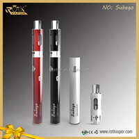 Alibaba express Vape ego one battery subego TC kits support 0.1ohm atomizer,vaporizer vape pen vision spinner 3 kit
