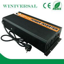 inverter battery 12 volt dc to 220 volt 50hz ac inverter 3000w inverter with built in battery