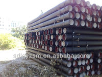 EN545 Ductile Cast Iron Centrifugal Pipe