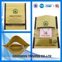 fake food packing bag food grade paper bag polypropylene bag