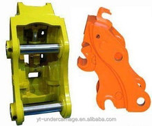 Sale all type Quick hitches and quick couplers for excavator with lowest prices
