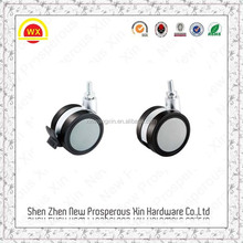 Heavy Duty High quality 4inch wheel casters with brake made in Japan