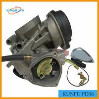 China dirt bike motorcycle KUNFU PD36 cheap carburetor