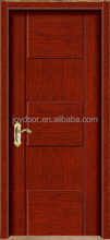 flat design MDF door solid wooden door