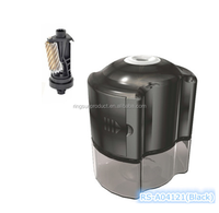 Helical Auto Stop Battery Power Electric Pencil Sharpener RS-4121