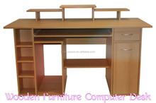 HXSL office furniture wood computer desk