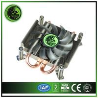 29.5mm Thin cpu cooler fans for 1U mini short computer case