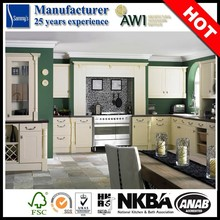 25 years professional best material for modular kitchen cabinets design