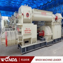2015 energy saving clay brick making machine price