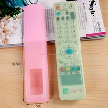 Fashion silicone rubber universal tv remote control covers