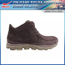 2015 Wholesale Casual Shoes Men Spring winter Warm Shoes Cheap Price Leisure Shoes