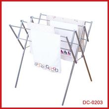DC-0203 china chrome metal extensible towel rack