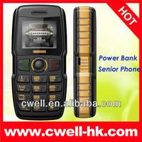 5000mAh battery Senior Mobile Phone With Flashlight Big Speaker