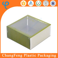 designed logo plastic packaging for cake