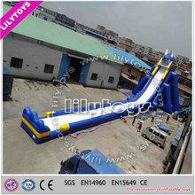 EN14960 jumbo water slide inflatable