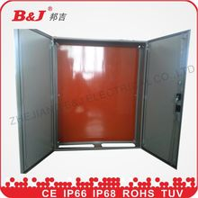 high quality IP66 electricalsheet metal waterproof outdoor electrical box/electrical panel/electrical control panel board