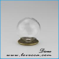hot item and fashion good quality large decorative glass balls