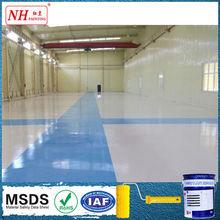 color sand epoxy floor coating