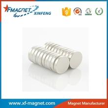 Disc Ndfeb Magnets Used in Brick Machine