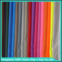 Fabric wholesale factory sale polyester water and heat resistant fabric