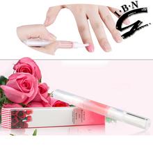 Nail art flower cuticle oil, nail cuticle oil pen