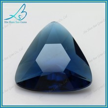 Fake blue glass diamond for sale