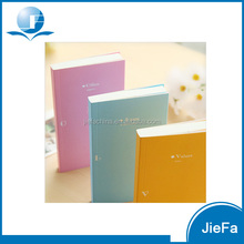 Custom Design High Quality Perfect Binding Notebook
