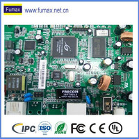 Monitor PCB/PCBA double side 2 layer PCB for electrnonic product