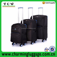 """Fashion design airport luggage trolley set from 20"""" up to 28"""""""