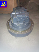 SK120-3 excavator final drive with travel motor, kobelco excavator final drive