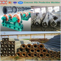 PHC Concrete pile making machine and mould