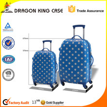 luggage case and bag,blue color, suitcase