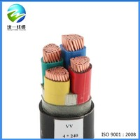 Low Voltage Single Core Low Voltage Power Cable 50mm 95mm 120mm 150mm 185mm