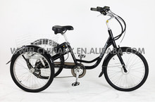 Discount 24 Inch Electric Vehicles for Disabled Wish 7 Speeds