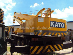 used kato mobile/wheel truck crane 50ton NK500E, used 50ton kato building/construction truck crane, cheap price