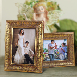 professional photo frame manufacturer bulk 4x6 5x7 OEM customized polyresin picture frames design multiple style and color