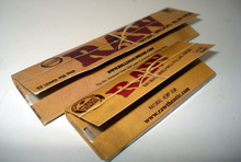 Raw Organic Regular Size Hemp Rolling Papers