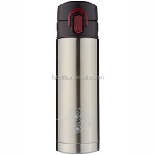 Stainless steel Bottle vacuume bottle with Convenient one touch stopper