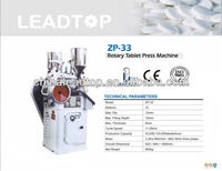 100% Quality Warranty And Guaranteed ZP-33 Rotary Model Pill Press Machine