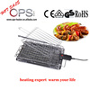 factory price electric bbq grill stainless steel barbecue smoker
