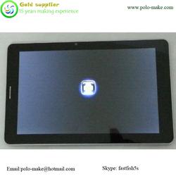 """Chile la gente como 9 """"Tablet PC con la funcion de llamada de telefono"""