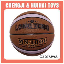 Baby toy promotion super cheap mini basketballs