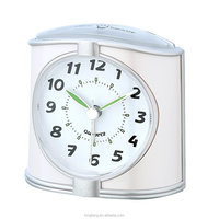 Decorative medium size Sweep Alarm clocks