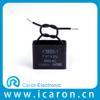 CBB61 Taizhou wenling AC motor run ac fan capacitor without solar panel system