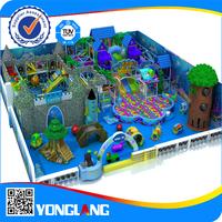 Customized design commercial children indoor playground equipment for sale