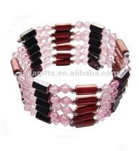 jewelry wrapped agarwood bracelet