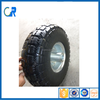 China factory cheap power rim pu form wheel for grass cutting tools