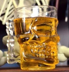 500ml skull cup skull glass cup beer cup