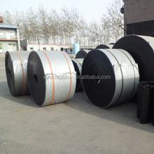 Industrial steel cord conveyor belt for paper mill, industrial conveyor belt